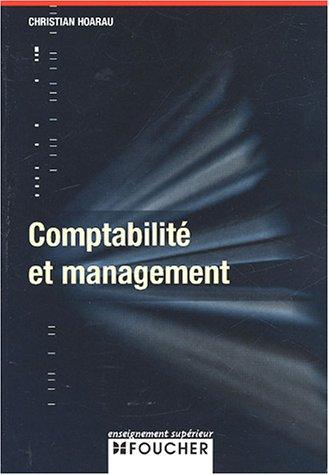 Comptabilité et Management de l'entreprise