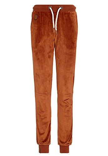 Velours Leggings Hose (Naketano Female Bottom Iris Mack IV Copper, XL)