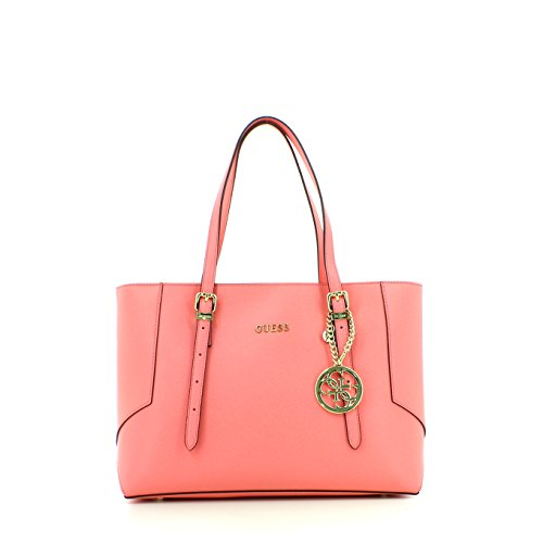 Guess Isabeau E/W shopping bag tote pink