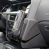 KUDA Telefonkonsole passend für: Audi A4 ab 11/07 Mobilia/Kunstleder schwarz
