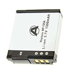 Akku passend für Samsung IA-BP125A, HMX-20, HMX-T10 Akku