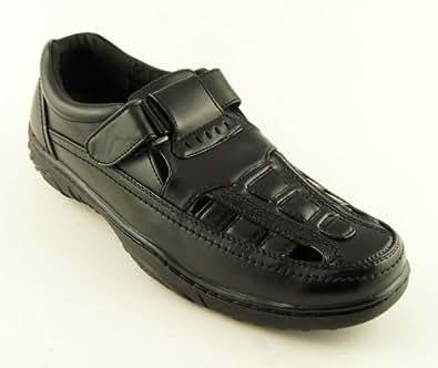 gordini herren sport outdoor sandalen schwarz schwarz. Black Bedroom Furniture Sets. Home Design Ideas