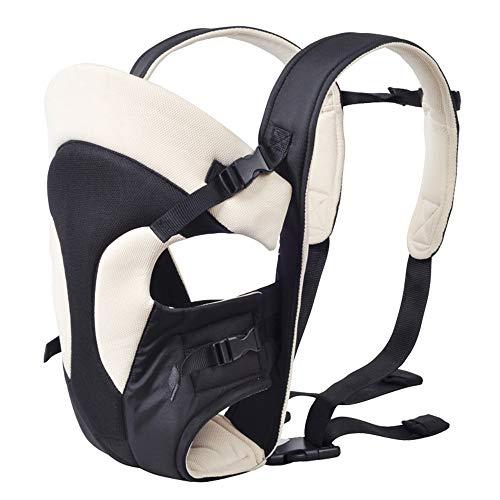 FIFY Babytrage 2-24 Monate Multifunktions Baby/Babytrage Vier Jahreszeiten atmungsaktive Kind halten Tasche zurück Tasche, B