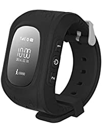 Wayona W-KDT-007 Kids Smart Watch (Black)