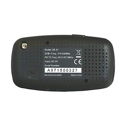 Albrecht-DR-57-Adapter-zum-Aufrsten-von-Auto-Radios-FM-Transmitter-fr-DAB-Sender-und-Bluetooth-Verbindung-vom-Smartphone-zum-UKW-Radio