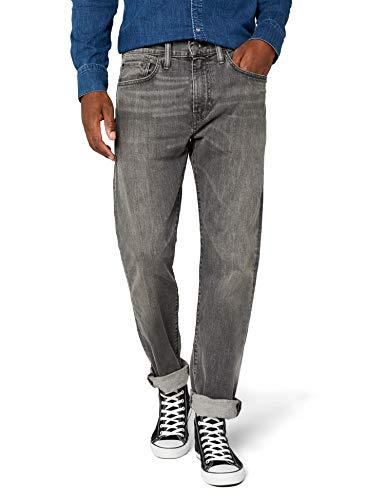Herr Und Berry (Levi's Herren Tapered Slim Jeans 502 Regular Taper, Grau (Berry Hill 0010), W29/L32)