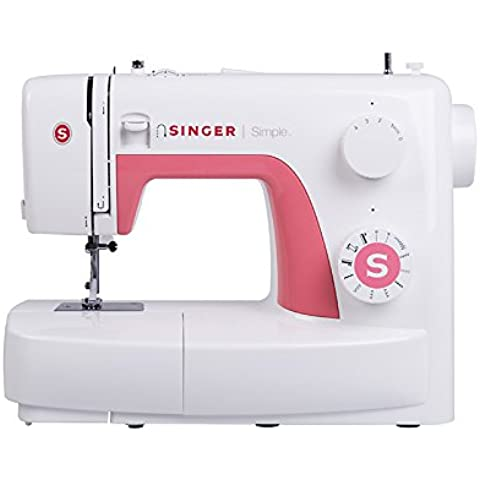 Singer Simple 3210 Macchina per cucire automatica - Tessuto Abbellire
