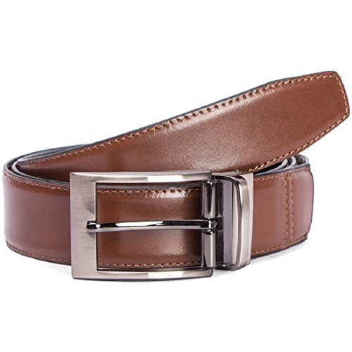 Risa Men's Lux Leather Belt
