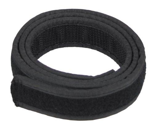 MFH - Cinturón Interior (Cierre de Velcro), Color Negro