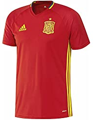 adidas Performance:Jersy Spain FEF TRG JSY NS Red AI4882
