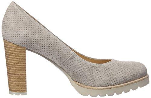 Gadea 40639, Chaussures à Talon avec Bout Fermé Femme Gris