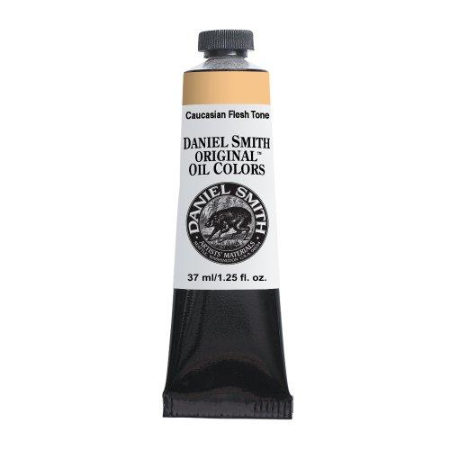 Daniel Smith Original Oil Color 37ml Paint Tube, Caucasian Flesh Tone by Daniel Smith (Smiths Ton)