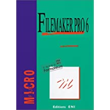 FileMaker Pro 6