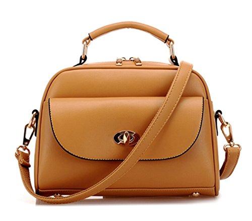 Hobo International Womens Wallet (TianHengYi ,  Mädchen Tasche , Marron - kaki - Größe: S)