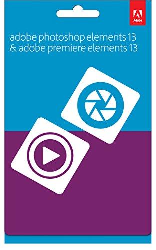 Adobe Photoshop Elements 13 & Premiere Elements 13 (Vollversion ohne Datenträger)