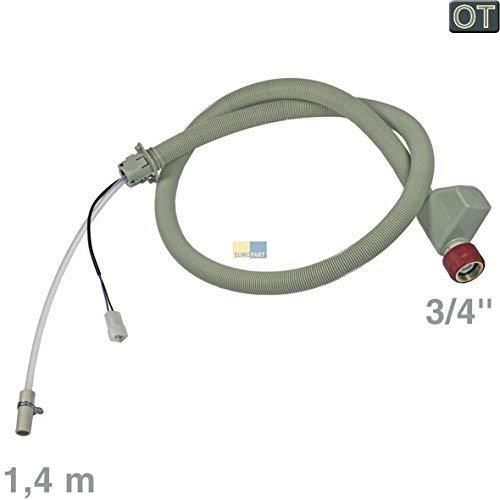 ORIGINAL Zulaufschlauch Aquastop 1,4m Spülmaschine Electrolux AEG 156063104