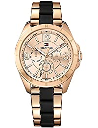 Tommy Hilfiger Analog Rose Gold Dial Women's Watch - TH1781770J