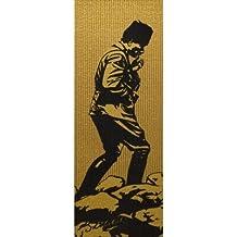 Art Puzzle 4418 - Bozkurt: Atatürk en Kocatepe - puzzle con efecto de oro, panorámico 1000 piezas