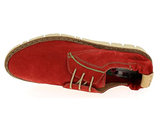 WATSON AND PARKER 501541 SUEDE Rouge