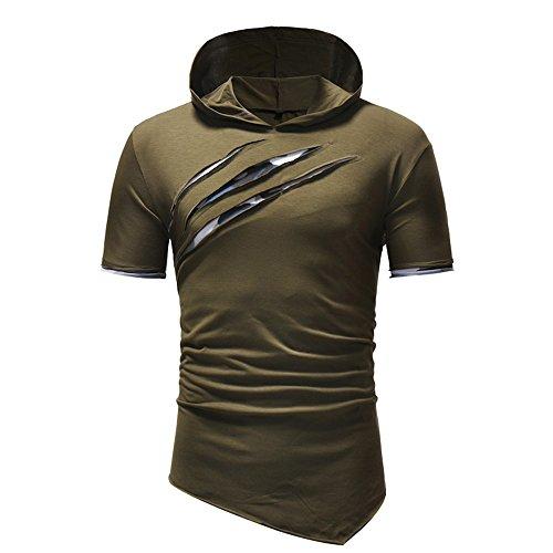 Zoom IMG-2 maglietta uomo maglia manica corte