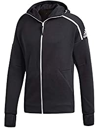 Adidas M HD FR Sweatshirt, Hombre, zne htr/Black, M