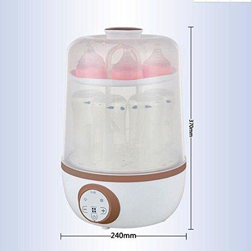 MDL Thermostat Milchspender, Babyflasche Sterilisator 240mm * 370mm - 2