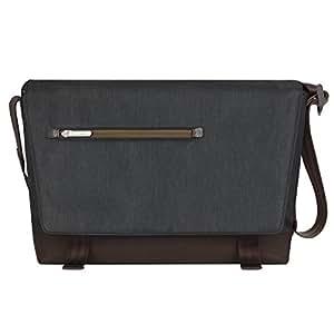 Moshi Aério Sacoche avec bandoulière pour Ordinateur Portable Noir
