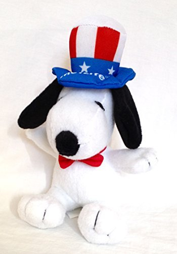 metlife-snoopy-uncle-sam-6-plush-dog-by-metlife