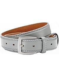 Unisex Pu-Leder Gürtel Jeans Gürtel 3 cm Breite- hochwertige Bearbeitung