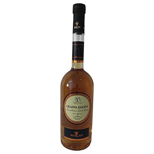 Grappa Marcati Riserva (0,7l Flasche)