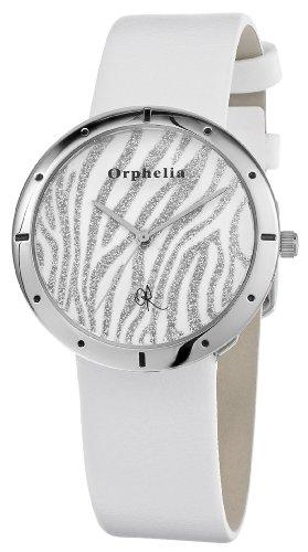 Orphelia OR22170911 - Orologio da polso donna, pelle, colore: bianco