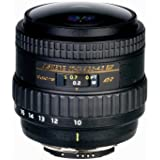 Tokina AT-X 107 AF DX NH Fisheye Objectif Noir