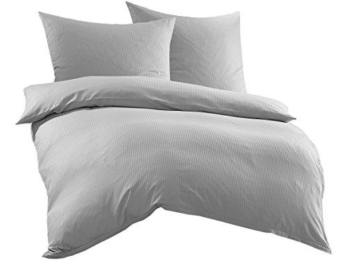 Schöne Bettwäsche Mit Dem Muster Gestreift Auf Bettwaesche123de
