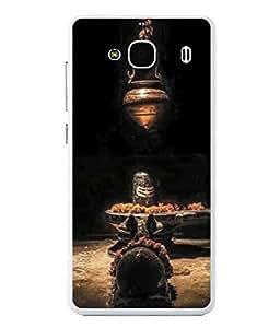 Fuson Designer Back Case Cover for Xiaomi Redmi 2 :: Xiaomi Redmi 2S :: Xiaomi Redmi 2 Prime (Hindu Religious Spiritual Indian Dharmic God Bhagwan Temple)