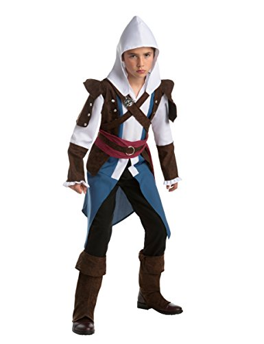 Disfraz Edward clásico Assassin's creed Adolescente 10-12 años (164 cm)