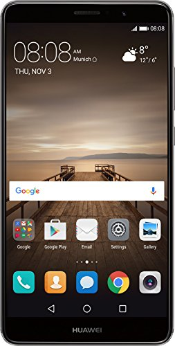 Huawei  - Smartphone disponible  mate nueve gris width=