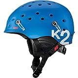 K2 Skis Route Blue Skihelm, S