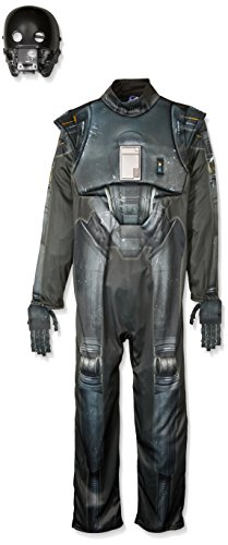 Star Wars Kostüm Droid - Generique - Deluxe K-2SO Star Wars Rogue One Kostüm für Teenager 146/152 (11-12 Jahre)