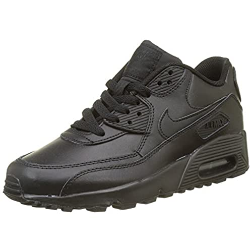 Nike Wmns Air Max 90 Se, Scarpe Running Donna, Nero (Black/White-Anthracite 004), 37.5 EU