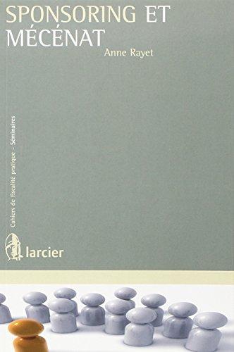 Sponsoring et Mecenat par Rayet Anne