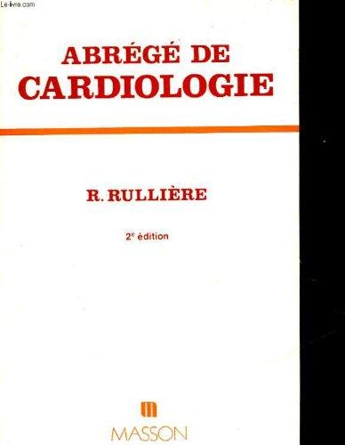 Abrégé de cardiologie