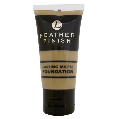 Lasting Matte Foundation Tube de Feather Finish 02 Beige Douce 30ml