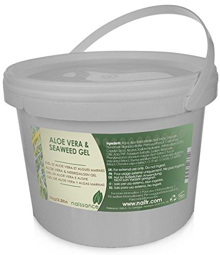 Gel di Aloe Vera e Alghe - 1kg