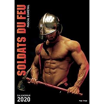 Calendrier mural Soldats du feu 2020