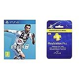 FIFA 19 Edición Estándar + Sony - Tarjeta PSN Plus Para 365 Días