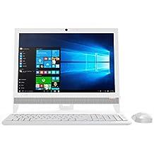 """Lenovo Ideacentre 310-20IAP - Ordenador de Sobremesa AllinOne de 19.5"""" HD (Procesador Intel Celeron J3355, 4 GB RAM, 1 TB HDD, Windows 10) - Teclado QWERTY español"""