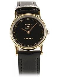 Montre Pairs in Paris Noir Cuir Noir Xme 7f74fb1221f1