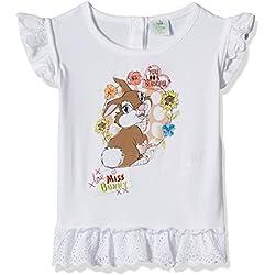 Disney Baby Girls' Blouse Shirt (TC 2852_White_18-24 Months)