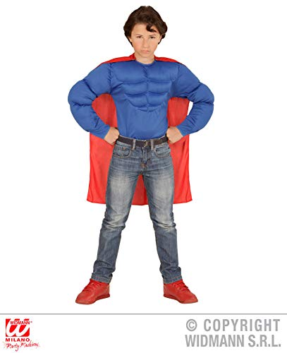 Enter-Deal-Berlin KINDERKOSTÜM - SUPER Hero - Größe 158 cm, Held Comicfigur Superheld Superhero Filmfigur