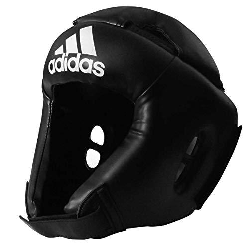 Adidas Casco Rookie de Vinilo M Negro